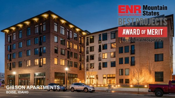 Gibson Apartments ENR 2019