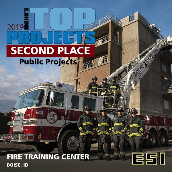 Boise Fire Training Center IBR Top Projects Announcement3 v2