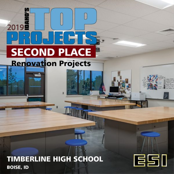 Timberline High School IBR Projects Announcement3 v2